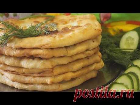 Las galletas con el Requesón y la verdura. Vkusnotischa)