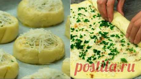 Обожаю такие рецепты! Вкусные, ароматные, бюджетные булочки – спасут любую ситуацию! | Appetitno.TV