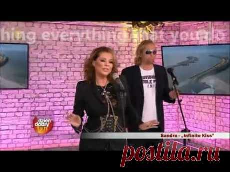Sandra - Infinite Kiss with Lyrics