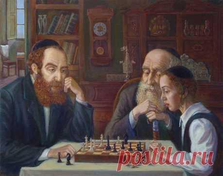 7 секретов, почему среди еврейских детей много талантливых и мудрых? ~