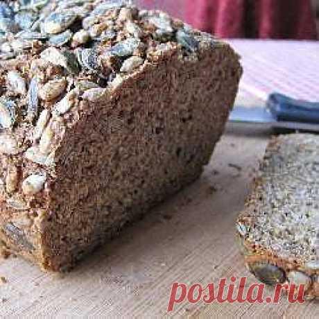 Рецепт: Простой домашний хлеб на кефире - все рецепты России