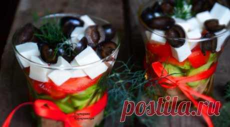 Салат с тунцом и овощами, пошаговый рецепт с фото
