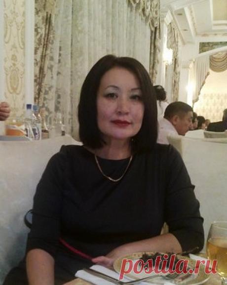 Алтынай Исенова