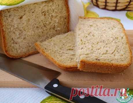 Хлеб на рассоле и сыворотке в хлебопечке – кулинарный рецепт