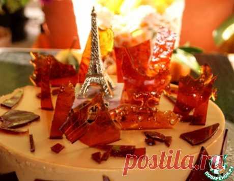 """Торт крем-карамель """"Осень в Париже"""" – кулинарный рецепт"""