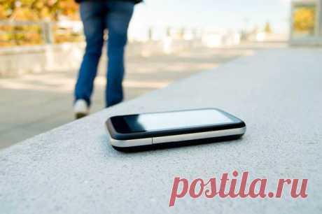 Как найти потерявшийся дома телефон | Делимся советами