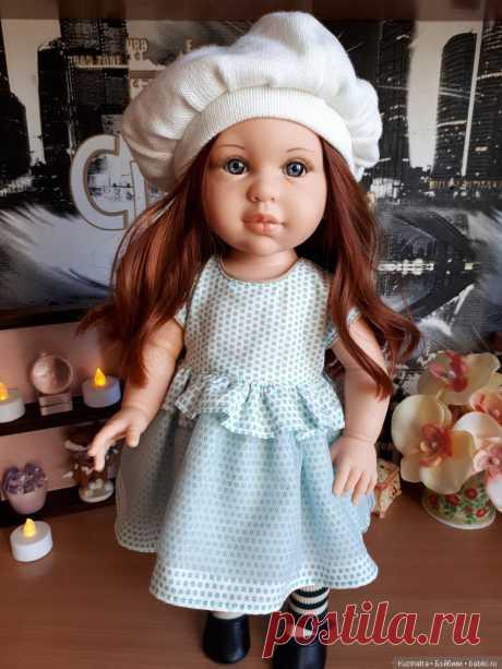 Рыжуля Бекки / Куклы Паола Рейна, Paola Reina / Бэйбики. Куклы фото. Одежда для кукол