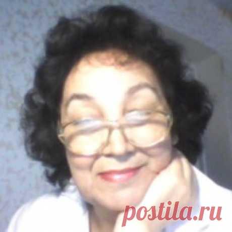Танзиля Хиляжева