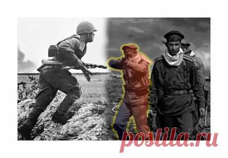 «Этот крик пугал бойцов Вермахта, особенно новобранцев»- что кричали русские солдаты, когда шли в атаку? | Две Войны | Яндекс Дзен