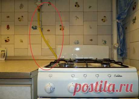 Как выбрать и подключить газовый шланг правильно?