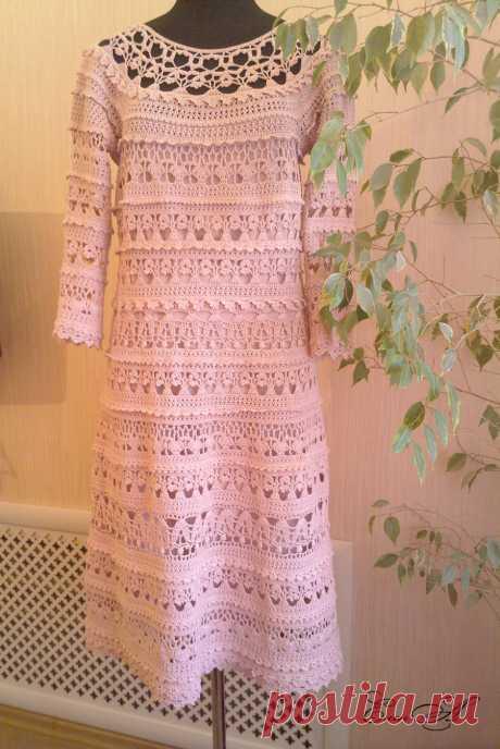Платье Оливия  ~ YUV