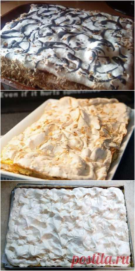 Этот торт Воздушный сникерс покорил весь мир. Все в восторге!