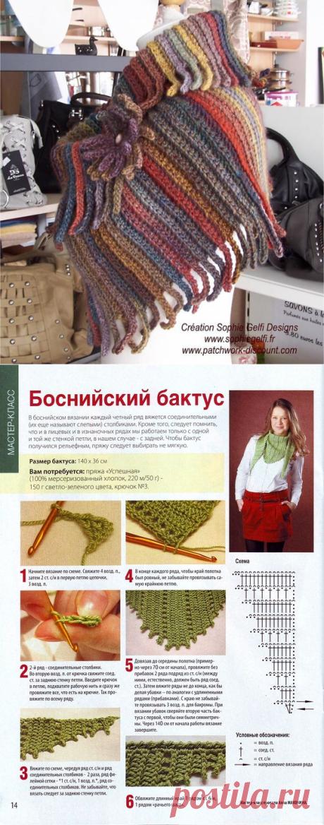 Альбом«Боснийский бактус. Описание, модели, схема»