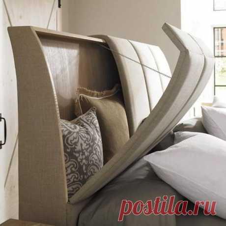Изголовье для подушек Модная одежда и дизайн интерьера своими руками