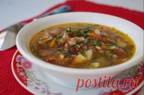 куриный суп с чечевицей рецепт | Рецепты вкусных блюд