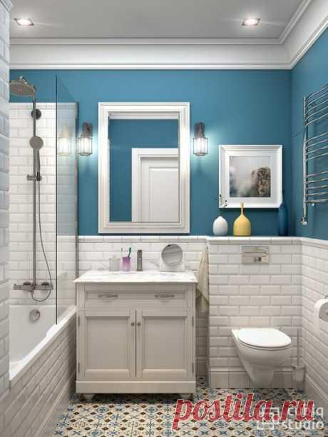 Идеальное решение. 5 отличных ванных комнат в скандинавском стиле | REALTY.TUT.BY