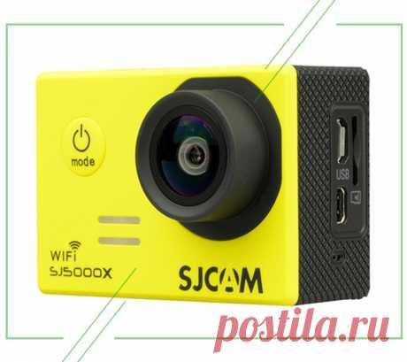 ТОП-7 лучших экшн-камер: отзывы, цена