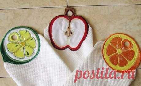Секреты идеально чистых кухонных полотенец