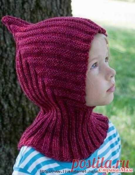 Детская шапочка Эльф. - Страна Мам