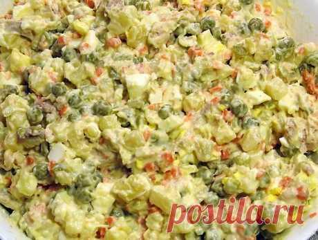 Вы думаете при похудении ничего нельзя? ПП оливье или зимний салат! | Правильное питание (ПП) или как похудеть без диет | Яндекс Дзен