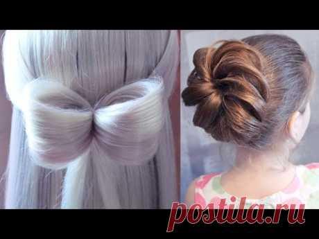 15 причёсок в школу - Hairstyles by REM