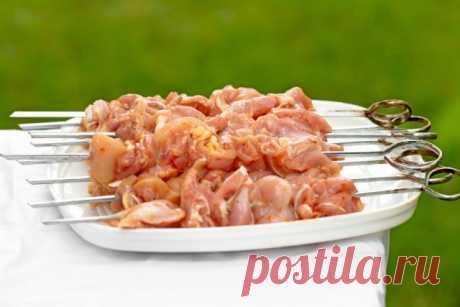 Как правильно жарить шашлык, чтобы мясо было мягким и сочным | Статьи (Огород.ru)