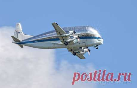 Фото Aero Spacelines Super (N941NA) - FlightAware