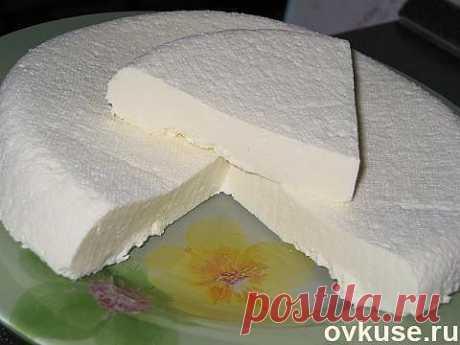Домашний сыр-брынза - Простые рецепты Овкусе.ру