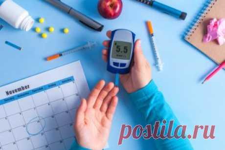 Кожа и сахарный диабет: следы болезни
