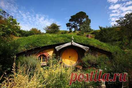 Деревушка Хоббитон: сказка продолжается (Новая Зеландия) - Путешествуем вместе