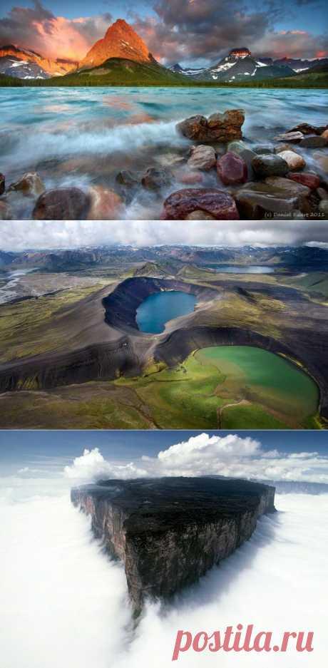 Самые необычные места на земле / Всё самое лучшее из интернета