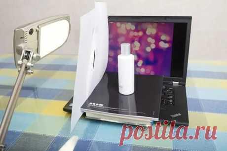 Как в домашних условиях красиво сфоткать всякую мелочь - Сам себе мастер - медиаплатформа МирТесен