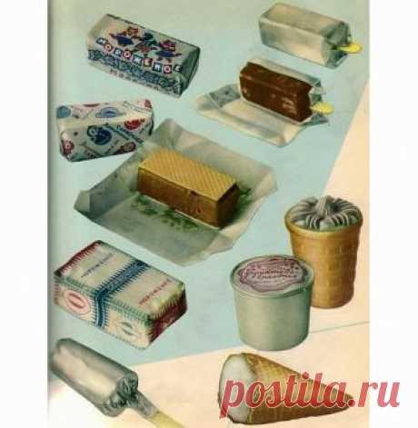 Секреты мороженого в СССР. Почему оно самое вкусное в мире?