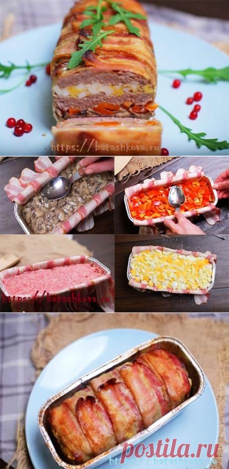 Мясная запеканка – в духовке рецепт с фото. Самая вкусная