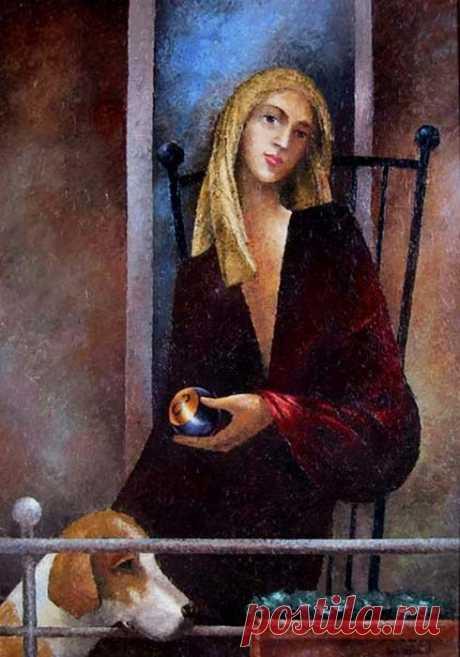 Los cuadros de Zoya Chernakovoy