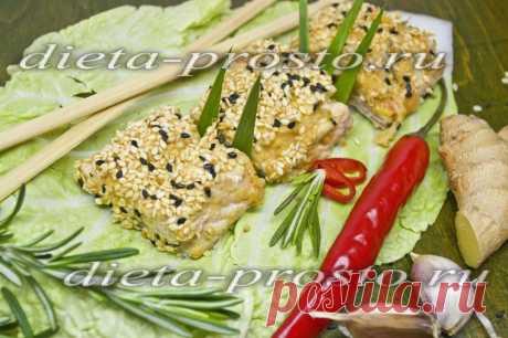 Скумбрия по-корейски, рецепт с фото Как приготовить скумбрию по-корейски расскажет этот рецепт. В составе ингредиентов пряные специи, дижонская горчица, морская соль. Закуску можно употреблять на диете Дюкана, начиная со 2 этапа.