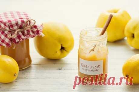 Варенье из айвы - самый вкусный рецепт дольками, с грецким орехом, лимоном, видео