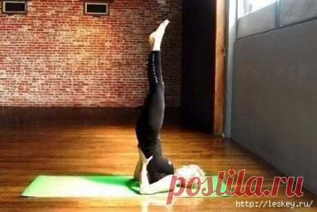 Йога, с помощью которой ты похудеешь