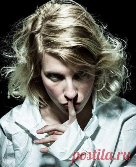 5 признаков того, что ты общаешься с полным психопатом! Беги без оглядки, если заметил № 4… — Красота и здоровье