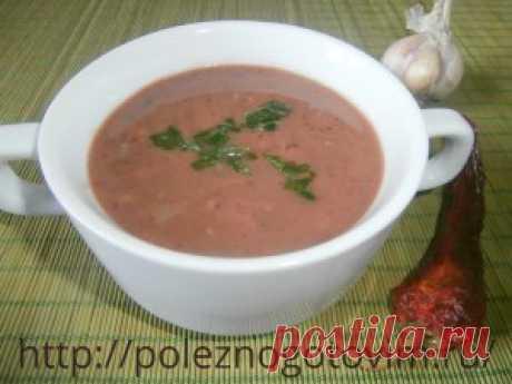 Суп с фасолью рецепт | Блог Лены Радовой