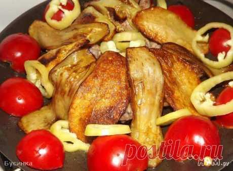 Блюдо на садже - Рецепт с пошаговыми фотографиями - Ням.ру