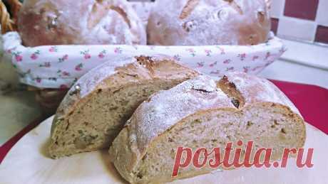 Как я готовлю оливковый Греческий хлеб. Старинный семейный рецепт с острова Крит | Розовый баклажан | Яндекс Дзен