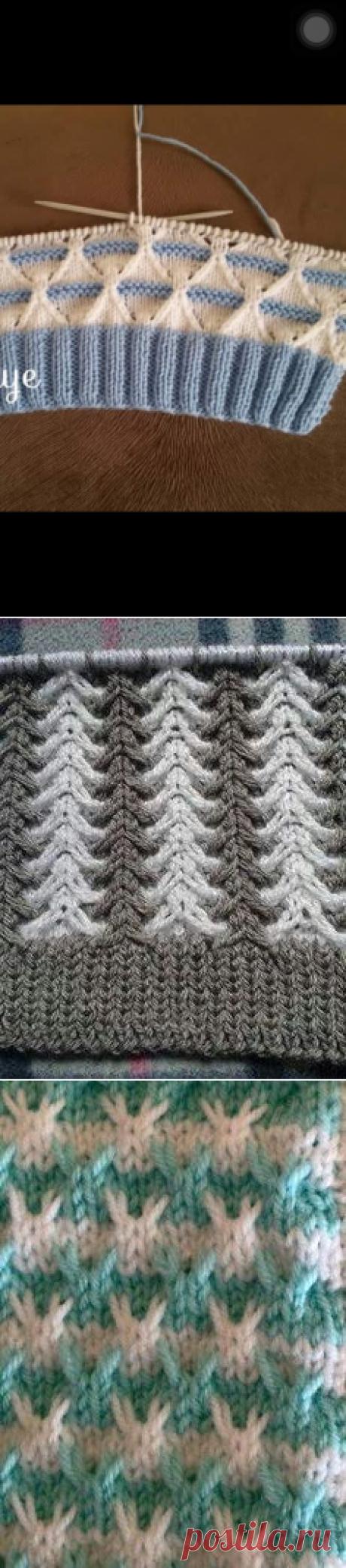 Пин от пользователя habibe giren на доске knit stitch