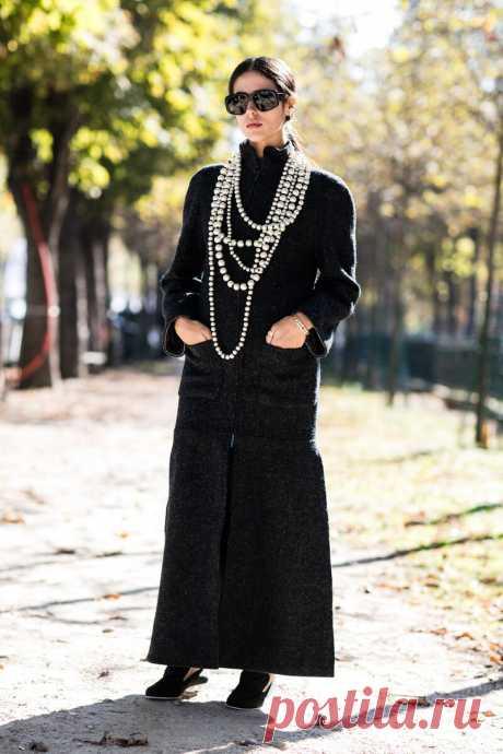 Как носить бусы и не выглядеть старомодно: современные сочетания | INFO💗STYLE | Яндекс Дзен