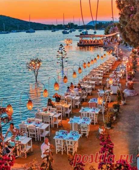 ღТурция Мугла - юго-западная турецкая провинция с одноименным административным центром. Расположен на берегах Средиземного и Эгейского морей и считается частью курортной Турецкой ривьеры.