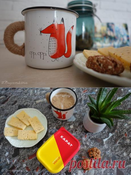 Сырный кофе — простой рецепт в домашних условиях