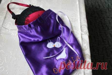 мешочек для хранения женского белья