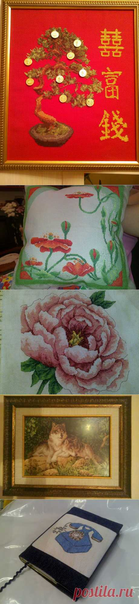 Embroidery and other trifles | the HANDS