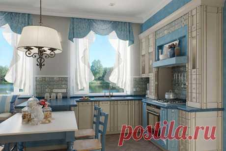 Шторы в стиле прованс: 75 фото-идей для кухни, спальни, гостиной, детской