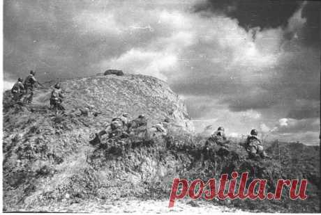 Как саперная лопатка стала любимым оружием советской пехоты